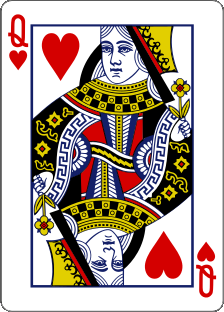 Queen of Hearts from Chris Aguilar